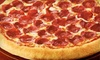 More Italian - Limona Improvement: $10 for $20 Worth of Brick-Oven Pizza and More at Wize Guyz