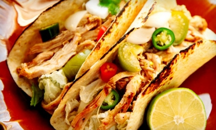 Montezuma Mexican Restaurant - Jeromes Park: $20 for $40 Worth of Mexican Fare and Drinks at Montezuma Mexican Restaurant in the Bronx