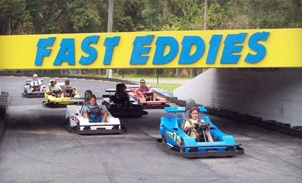 Fast Eddies Fun Center - Fast Eddies Fun Center in Pensacola