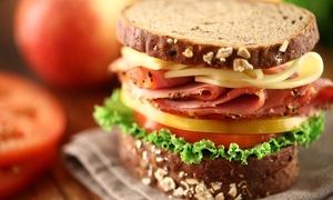 CJ's Gourmet Deli: $10 for $15 Worth of Sandwiches at CJ's Gourmet Deli