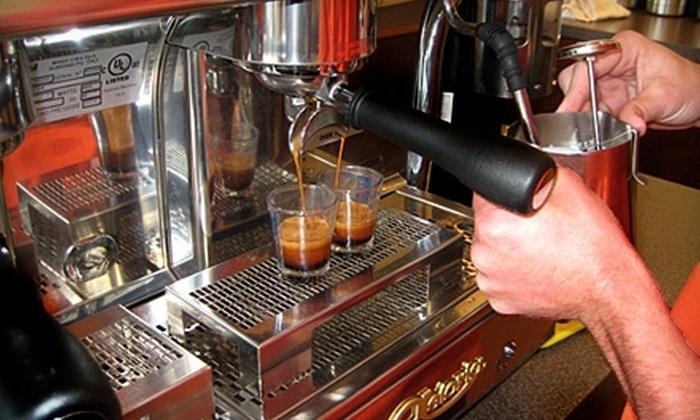 Swift Creek Coffee House - Garner: $5 for $10 Gift Card Good Toward Coffee and Pastries at Swift Creek Coffee House in Garner