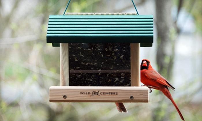 Wild Bird Centers - Multiple Locations: $15 for $30 Worth of Wild-Bird-Feeding and Bird-Watching Supplies at Wild Bird Centers