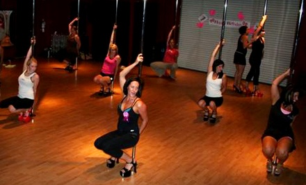 4-Week Class Pass (a $80 value) - iCandy Pole Dance Studio in Rohnert Park