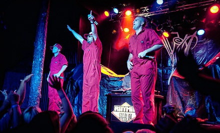 Rhymin N Stealin  The Original Beastie Boys Tribute Band on Sat., Mar. 17 at 8PM: General Admission - Rhymin N Stealin  The Original Beastie Boys Tribute Band in Dallas