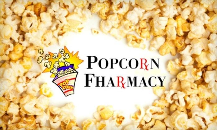 Popcorn Fharmacy - Central Oklahoma City: $6 for $12 Worth of Popcorn at the Popcorn Fharmacy