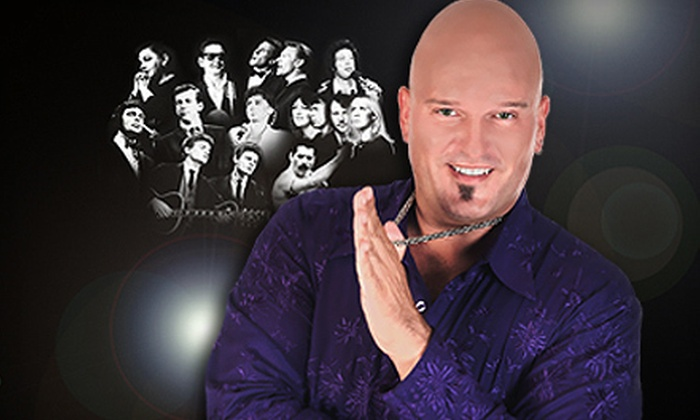 Carl William - Las Vegas: $20 for a Ticket Package to See Carl William's One Voice … Music of Legends at the Wolf Theater ($44.90 Value)