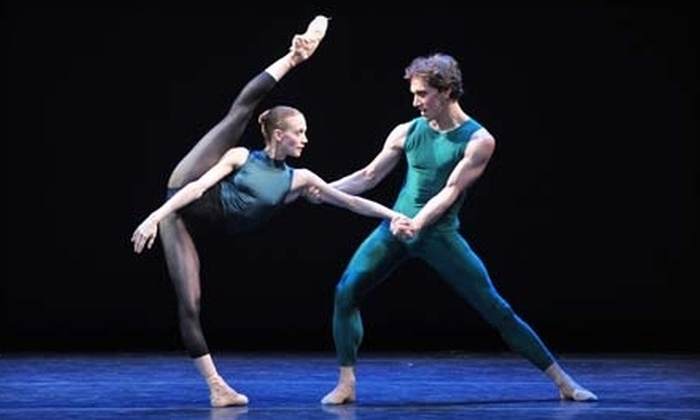 Ballet Grand Prix - Miami: $33 for an Orchestra-Section Ticket to Ballet Grand Prix on Thursday, February 24 at 8 p.m. at The Fillmore/Jackie Gleason Theater Theater ($65 Value)