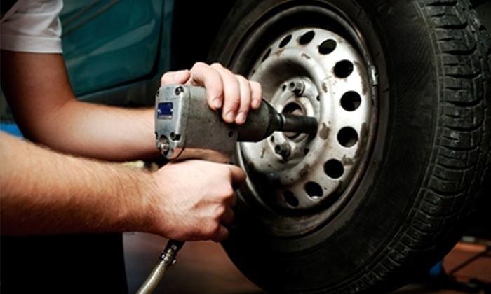 Hornsby Tire & Service Center - Jefferson: $21 for an Oil Change, Tire Rotation, and 24-Point Inspection at Hornsby Tire & Service Center in Newport News ($69.95 Value)