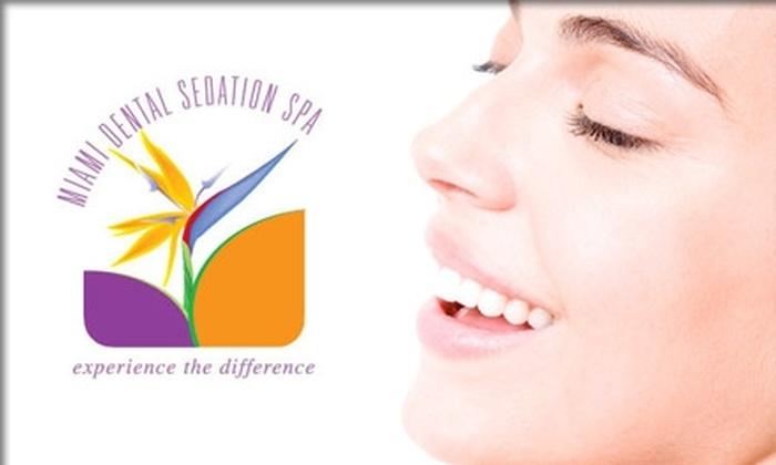 Miami Dental Sedation Spa - Flagami: $49 for a Dental Exam, a Cleaning, and X-Rays at Miami Dental Sedation Spa ($262 Value)