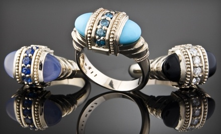 $100 Groupon to llyn strong fine jewelry - llyn strong fine jewelry in Greenville