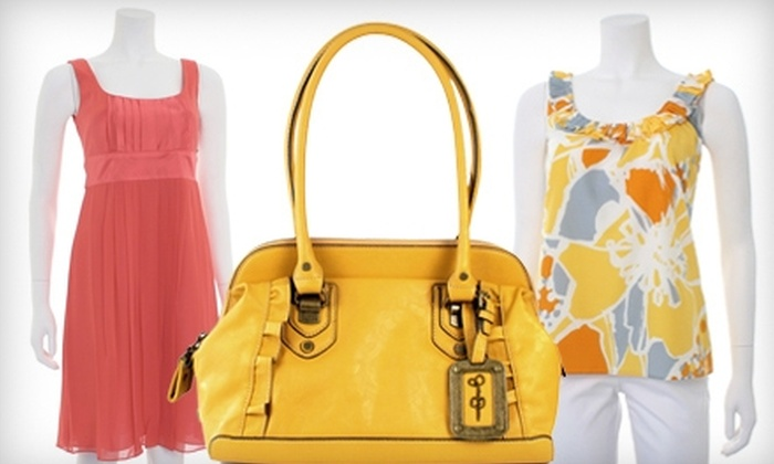 Fashionville.com: $20 for $40 Worth of Designer Clothing and Accessories from Fashionville.com