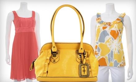 $40 Groupon to Fashionville.com - Fashionville.com in