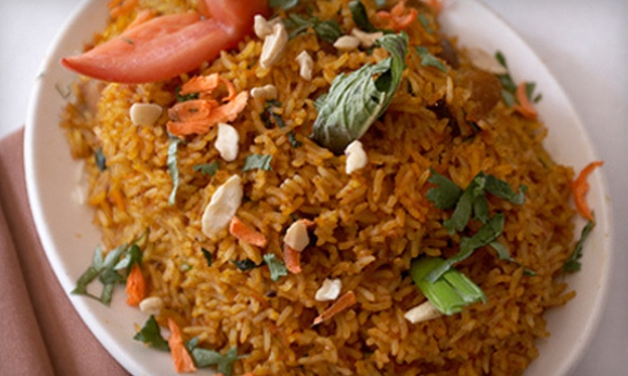 Curry Hut - Moraine: Lunch Buffet for Two or $7 for $15 Worth of Indian and Nepalese Cuisine at Curry Hut in Highwood