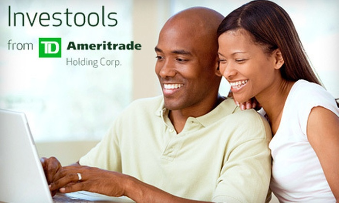 Investools from TD Ameritrade Holding Corp.: $29 for Investing Program with Courses and Coaching from Investools from TD Ameritrade Holding Corp. (Up to $699 Value)