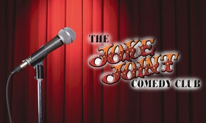 Joke Joint Comedy Club - West St. Paul: $7 for One Ticket to Any Friday or Saturday Show at Joke Joint Comedy Club ($15 Value)