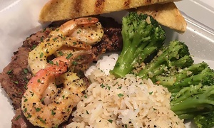 Brookie's Cafe: Comfort Food for Dine-In or Carryout at Brookie's Cafe (Up to 35% Off)