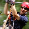 Half Off Zip-Line Tour in Fayetteville
