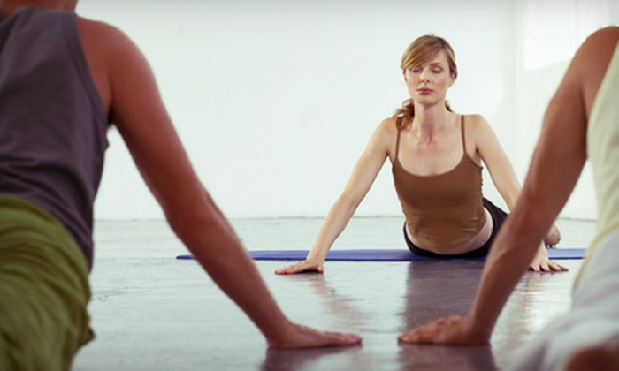 Therapeutic Yoga Center - Downtown Jackson: 10 Classes or One Month of Unlimited Classes at Therapeutic Yoga Center in Flowood (Up to 65% Off)
