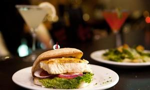 Lincoln Avenue Social: Burgers, Pub Food, and Drinks for Two or Four at Lincoln Avenue Social (Up to 45% Off)