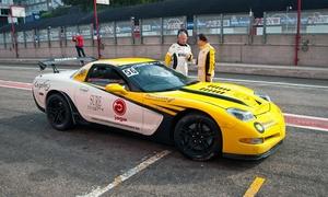 Corvette Experience Team: Rijd zes rondes in een Corvette op het circuit van Zolder