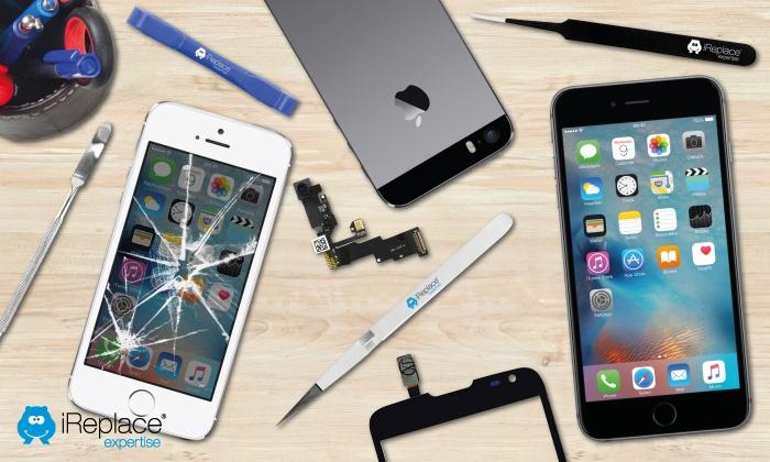 Riparazioni iPhone e iPad in 24 sedi iReplace Store (sconto fino a 58%)