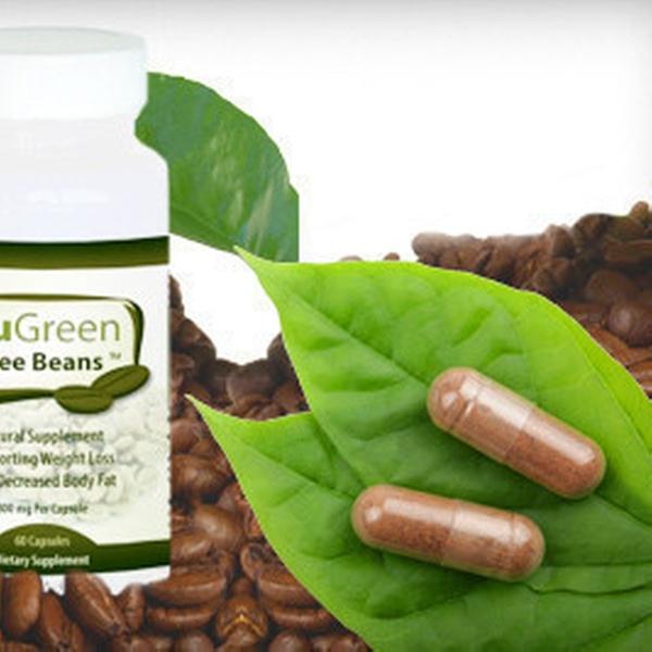 Coffee Bean Extract Supplement Tru Green Coffee Bean Extract