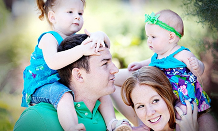 JL Keeney Photography - Portsmouth: $49 for a Photo-Shoot Package with Print or JPEG and Digital Images from JL Keeney Photography (Up to $525 Value)