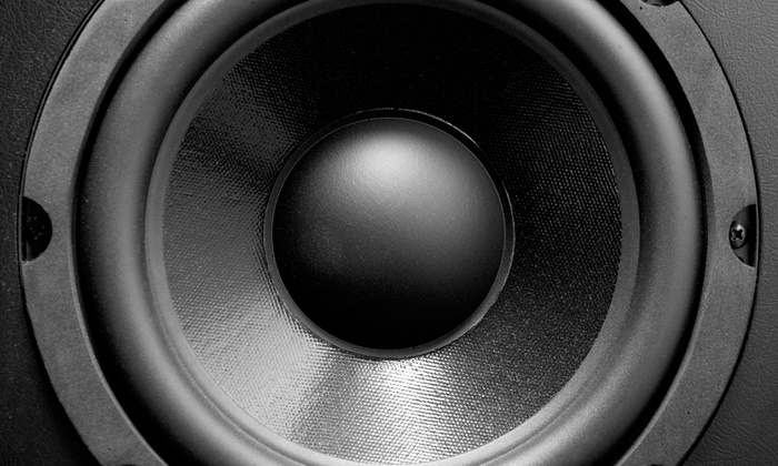 High Voltage Audio - El Paso: $96 for $175 Groupon — High Voltage Audio