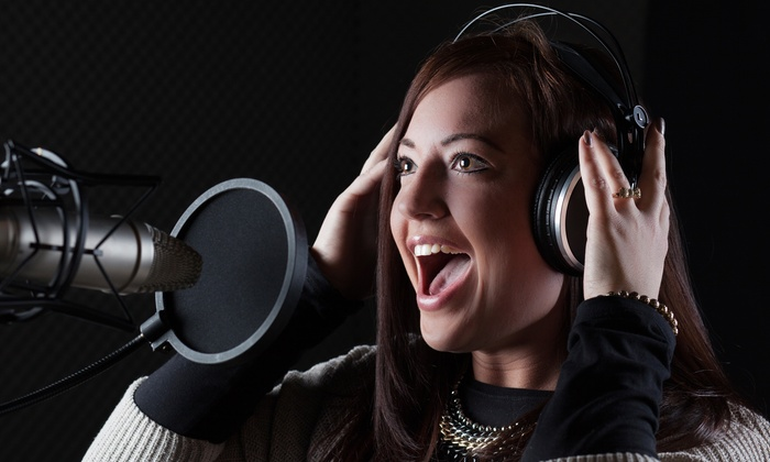 Dream Big Media - Eagle Park: Two Hours of Recording-Studio Time from Dream Big Media (45% Off)