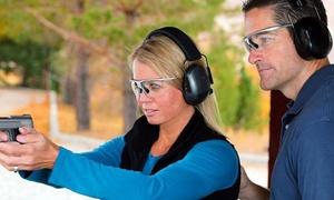 Club de Tir Lennoxville: Formation et pratique du tir à l'arme à feu pour 2 ou 4 personnes au Club de Tir Lennoxville (jusqu'à 62 % de rabais)
