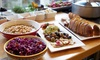 Radio Africa Kitchen - 4800 Third Street - Bayview: $59 for Five-Course Seasonal Tasting Menu for Two at Radio Africa & Kitchen ($100 Value)