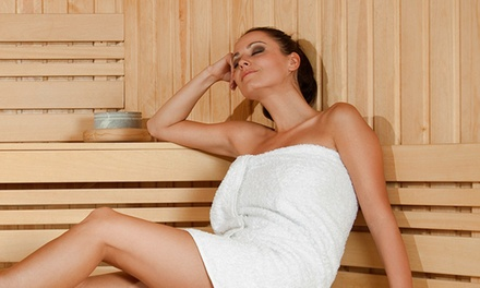 3, 5, or 10 45-Minute Infrared Sauna Sessions at Sole Spa (Up to 64% Off)