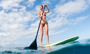 oferta: Bautismo de paddle surf para una o dos personas desde 12 € en el río Júcar