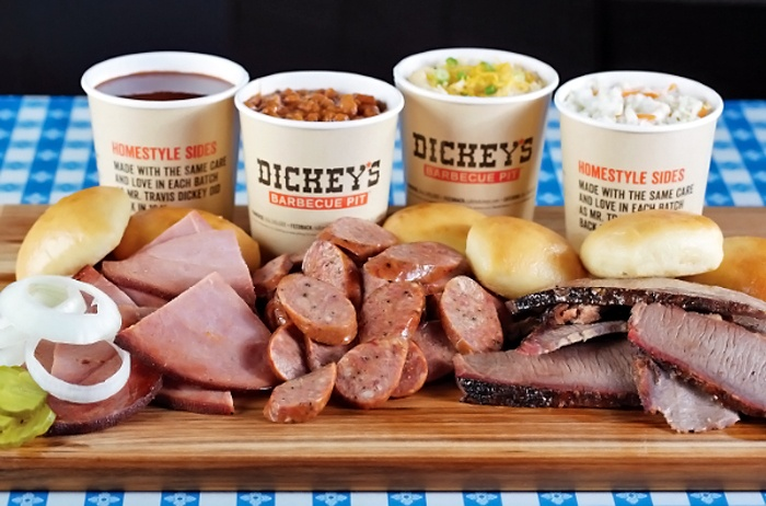 Dickeys Barbecue Pit - Sandy: Slow-Smoked Barbecue and Sides at Dickeys Barbecue Pit (Up to 45% Off)