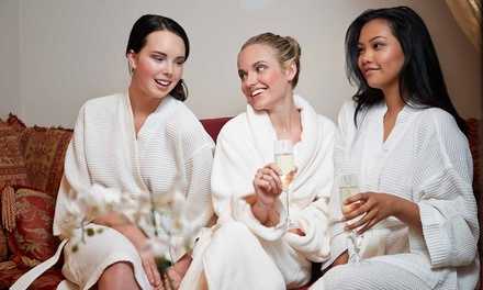 $189 for a Salon Party for Four with Makeup, Hair, and Lash Extensions at Your Bridal Suite ($440 Value)
