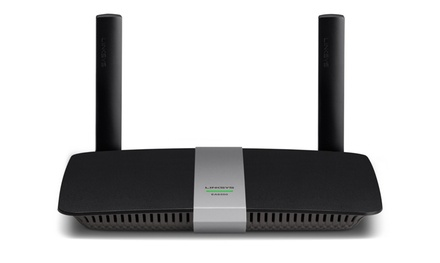 Linksys Dual-Band Smart Wireless Router EA6350 (Manufacturer Refurbished)