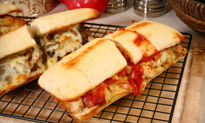 Bellacino's Pizza & Grinders - West Bloomfield: $8 for $16 Worth of Italian Fare at Bellacino's Pizza & Grinders in West Bloomfield