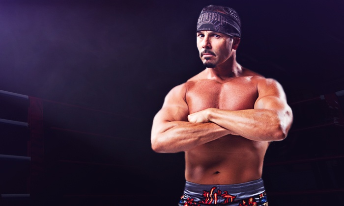 "Coastal Championship Wrestling presents Fallout w/ Former WWE Superstar Chavo Guerrero - Coral Springs Charter School: One or Two Tickets to Coastal Championship Wrestling's ""Fallout"" Event on Saturday, August 16, at 8 p.m. (Up to 59% Off)"