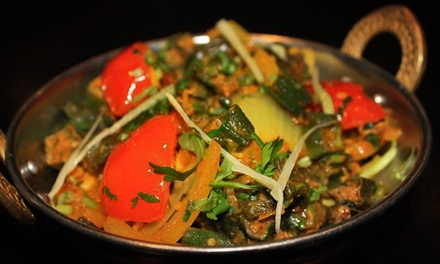 Indian Cuisine for Parties of Two or Four at Clay Oven (Up to 49% Off)