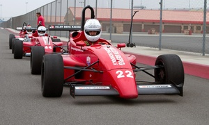 Allen Berg Racing Schools: $199 for a 20-Lap Adventure Program at Allen Berg Racing School ($399 Value)