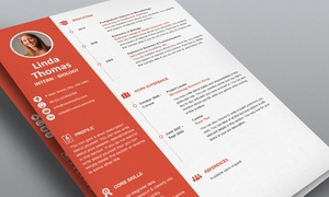 ResumesHQ: 11 Designer Resume and Planner with Job Hunt Tracking for R199 with Resumes HQ (91% Off)