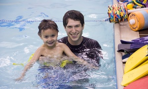 Penguin City Swim: Swimming Lesson Packages at Penguin City Swim (Up to 53% Off). Four Options Available.