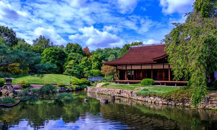 Shofuso Japanese House & Garden in - Philadelphia, PA | Groupon