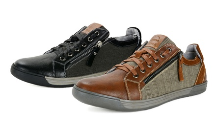 Alpine Swiss Fabian Men's Fashion Sneakers