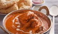 Two-Course Indian Meal for Two at Bollywood Tandoori (Up to 43% Off)