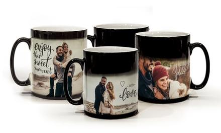 1 o 2 tazas con foto o imagen personalizable en Printerpix (hasta 82% de descuento)