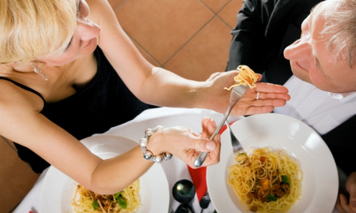 Dishes Bistro & Grill - Marina: $20 for $40 Worth of Mediterranean Dinner Cuisine at Dishes Bistro & Grill