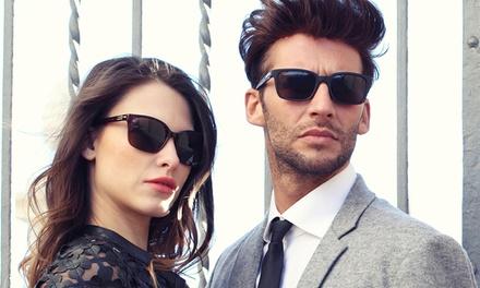 Okulary przeciwsłoneczne: 9,99 zł za groupon zniżkowy wart 100 zł i więcej opcji w salonie Optyk Solskiego