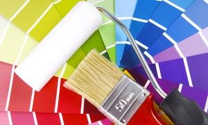 Russo Michele: Imbiancatura fino a 150 m² con soffitti e pareti colorate (sconto fino a 87%)