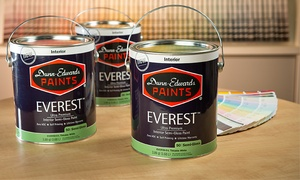 Dunn-Edwards: $20 for $40 Worth of Paint and Painting Supplies at Dunn-Edwards